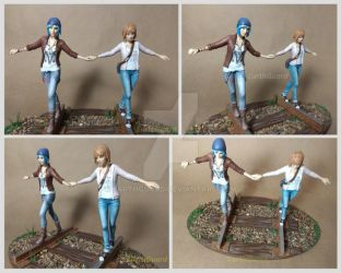 Max and Chloe [Life is Strange]_P2 by EarthGuard