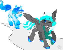 Fight, Flight, or Freeze (Request) by anatineEclectic