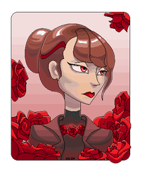 Roses 090418 by EmptyShadow