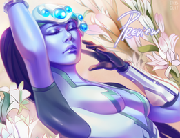 widowmaker: zine preview by steelsuit