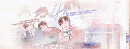 Forever Young - Wanna One by MinhYBI