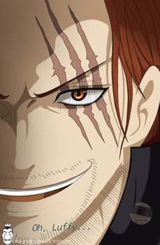 Shanks |One Piece-903| by Ipra-shelby by Ipra-Shelby