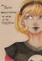 Rose LaLonde by gottgame