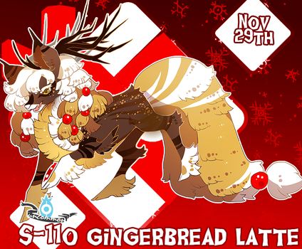 {Stygian Advent Day 10} Gingerbread Latte by Zoomutt