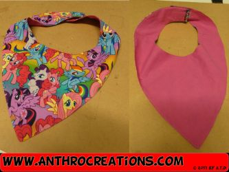 MLP Fursuit Neckerchief by AtalontheDeer