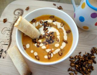 Butternut squash soup - Pixie Produce by Ideas-in-the-sky