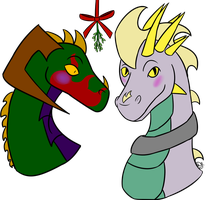 Mistletoe by GadzooksTD