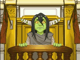 Critical Role - Nott the Witness (animated) by Lunapocalypse
