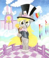 Derpy and the Muffin Factory by Agamnentzar