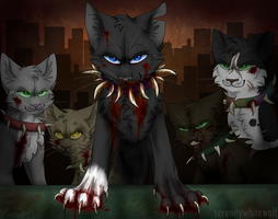 Scourge's Revolution by PaintedSerenity