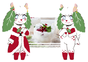 I'm Dreaming of a White Christmas [CLOSED] Auction by serrisu