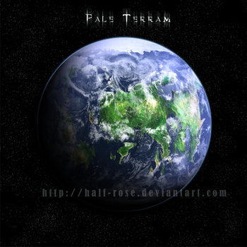 Pale Terram by half-rose