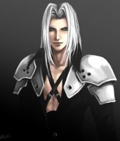 FFVII::Sephiroth by IIclipse