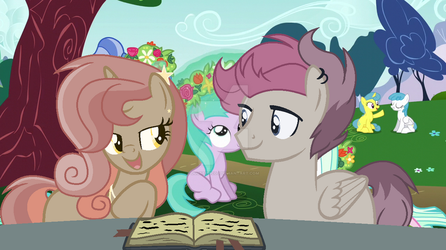 Nessie and Scooter- I'm a better reader than u by DubstepicDJ