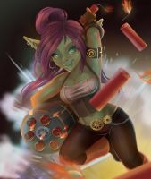 Dynamite Launcher by ShineArtworks
