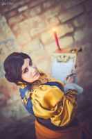 Josephine - Dragon Age Inquisition - 2 by Atsukine-chan