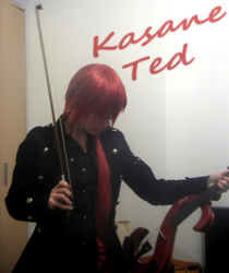 Utau cosplay impro : Kasane Ted by ThanEros