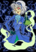 Dr. Mabuse Colored by TeamGirl-Differel