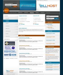 BillHOST Website by K6WEBMEDIA