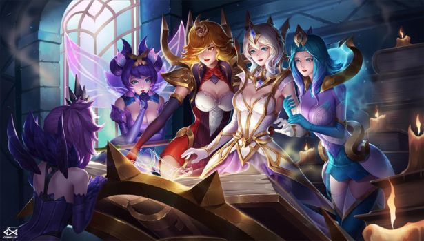Elementalist Lux by citemer