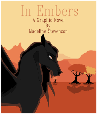 In Embers Cover Chapter 1 by Stevenson-Sketches