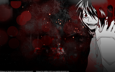 Jeff the Killer Wallpaper by Yapisan