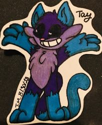 Tay (colored) by MablePines4607