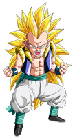 Colored 013 - Gotenks 001 by VICDBZ