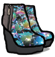 Bubble wedge boots by michelle2119