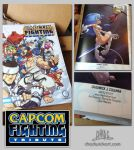 Capcom Fighting Tribute Mail Post by Chadwick-J-Coleman