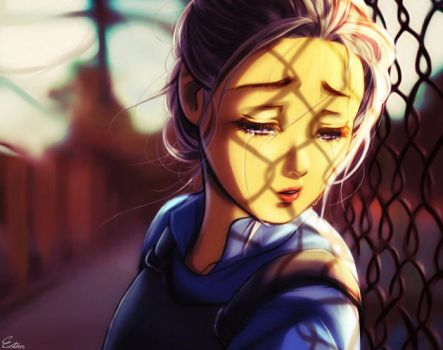 i'm sorry by Esther-Shen