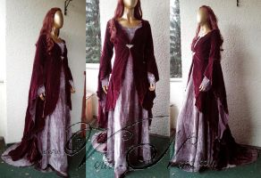 Rivendell Elf The Hobbit cosplay costume dress by Volto-Nero-Costumes