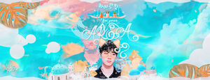 WANNA ONE | Guan Lin in your area by Rosezeep