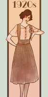 Mannequin Design: 1920s by Velven