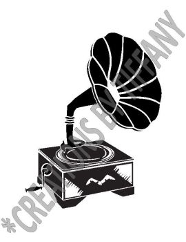 Record-Player by CreationsByTiffany