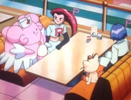 1001 Animations: Ignorance is Blissey by Regulas314