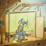 The Bus Stop of Summerville by cartoon56