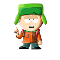 100% fed up with you Cartman by FoxReed
