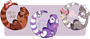 {Bowroo Bundle} Specially Tail-ored [closed] by burrdog