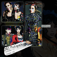 +Photopack 2NE1 by GAJMEditions