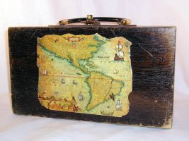 FREE STOCK, Map Box by mmp-stock