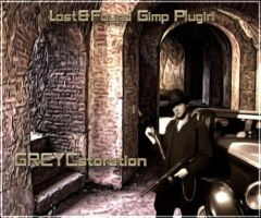 Greycstoration Gimp plugin by photocomix-resources