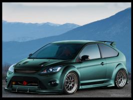 Ford Focus RS by Martinstojcev