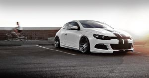 Scirocco render 5 by spittty