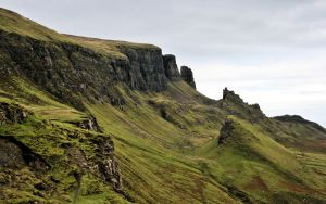 Quiraing Massiv - Isle of Skye by UdoChristmann