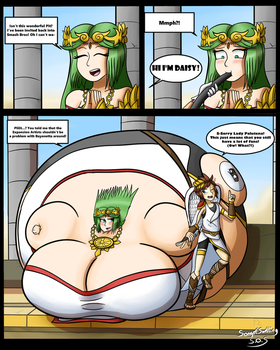 Welcome (Back) to Smash Bros Palutena! by SongOfSwelling
