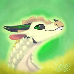 Gift for Sahel the SandWing! by xXSilvrTheShipprXx