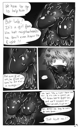 Extract from Chapter 11 of BARJO Scientifique-OCs- by Megami-Majou