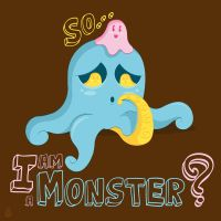 So... I'm a monster? by LilysFactory