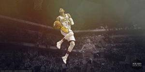 Paul George Dunk V.1 by RafaelVicenteDesigns